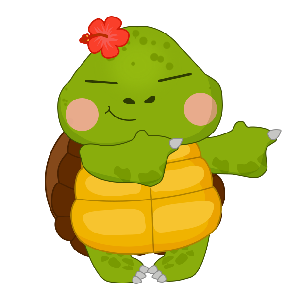 Honu Stickers messages sticker-3