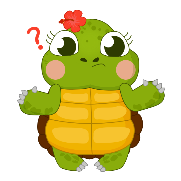 Honu Stickers messages sticker-10