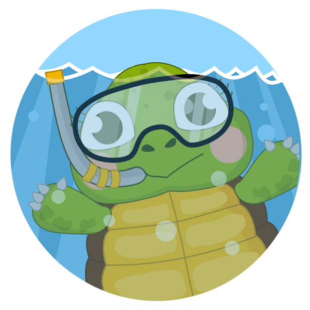Honu Stickers messages sticker-8