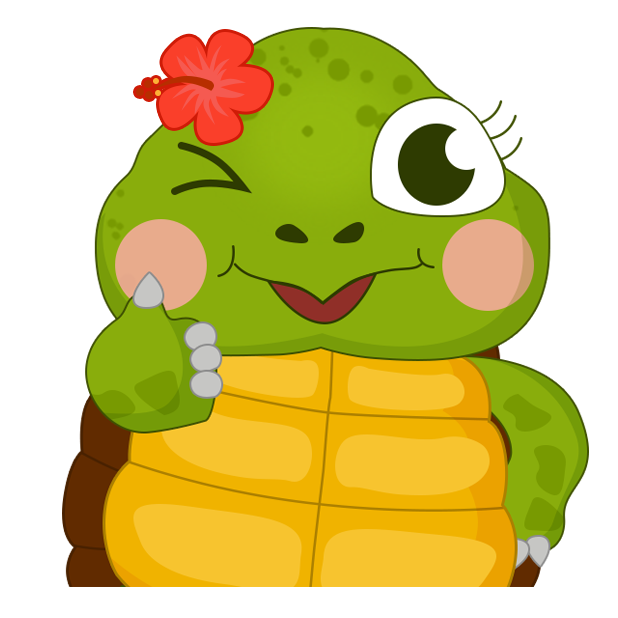 Honu Stickers messages sticker-4