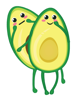 Little Avocados Stickers messages sticker-3