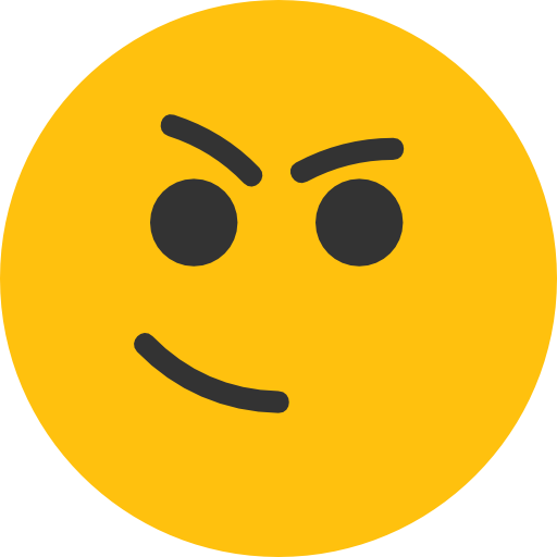 Smiley Emoji Faces messages sticker-9