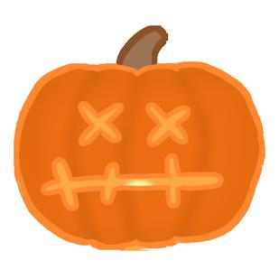 Pumpkinmojis messages sticker-9
