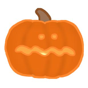 Pumpkinmojis messages sticker-3