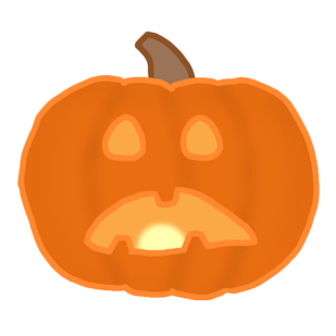 Pumpkinmojis messages sticker-4