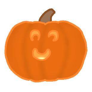 Pumpkinmojis messages sticker-6