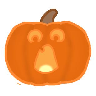 Pumpkinmojis messages sticker-5