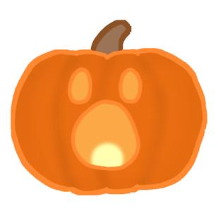 Pumpkinmojis messages sticker-2