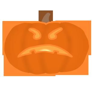 Pumpkinmojis messages sticker-8