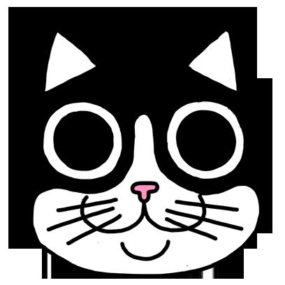 Orange Cat Stickers messages sticker-11