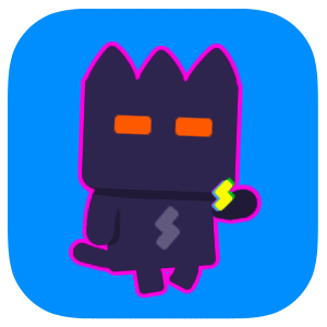 Super Phantom Cat 2 messages sticker-0