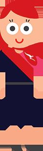 Qantas Stickers messages sticker-5