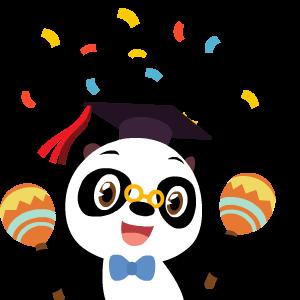 Dr. Panda Sticker Pack messages sticker-0