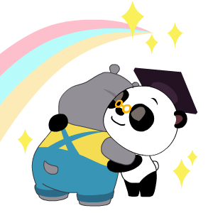 Dr. Panda Sticker Pack messages sticker-1