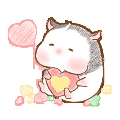 PandaMouse - Mango Sticker messages sticker-4