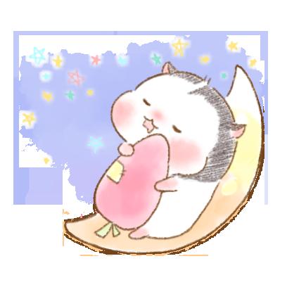 PandaMouse - Mango Sticker messages sticker-3