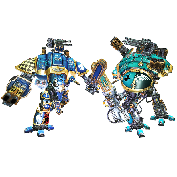 Warhammer 40,000: Freeblade - Sticker Pack messages sticker-1