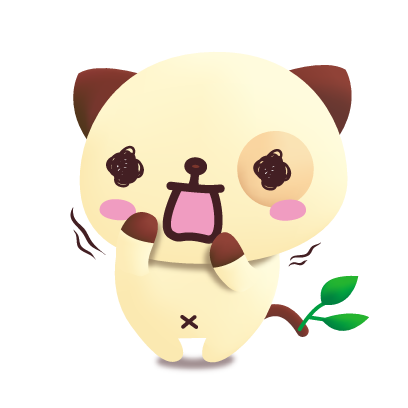 Pandadog & Friends 3D - Mango Sticker messages sticker-9