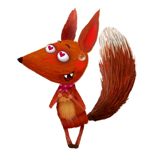 Little Fox Stickers messages sticker-10