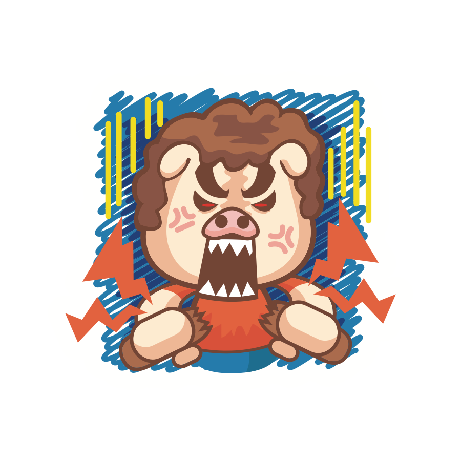 Piggy Stickers messages sticker-7