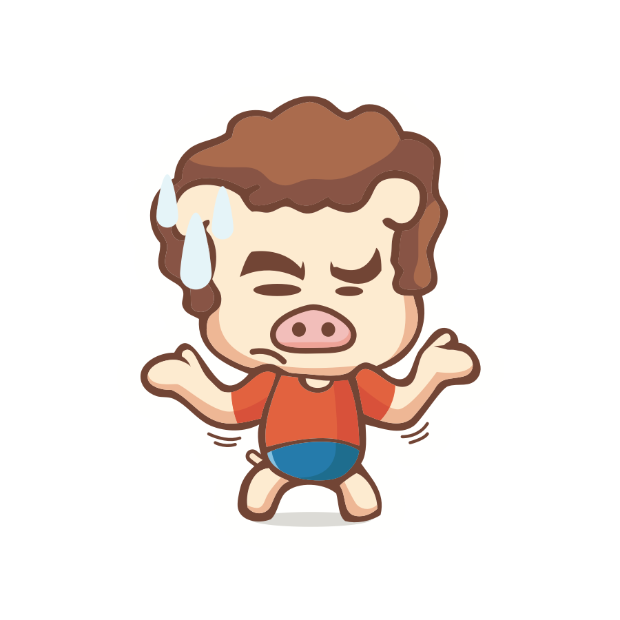 Piggy Stickers messages sticker-5