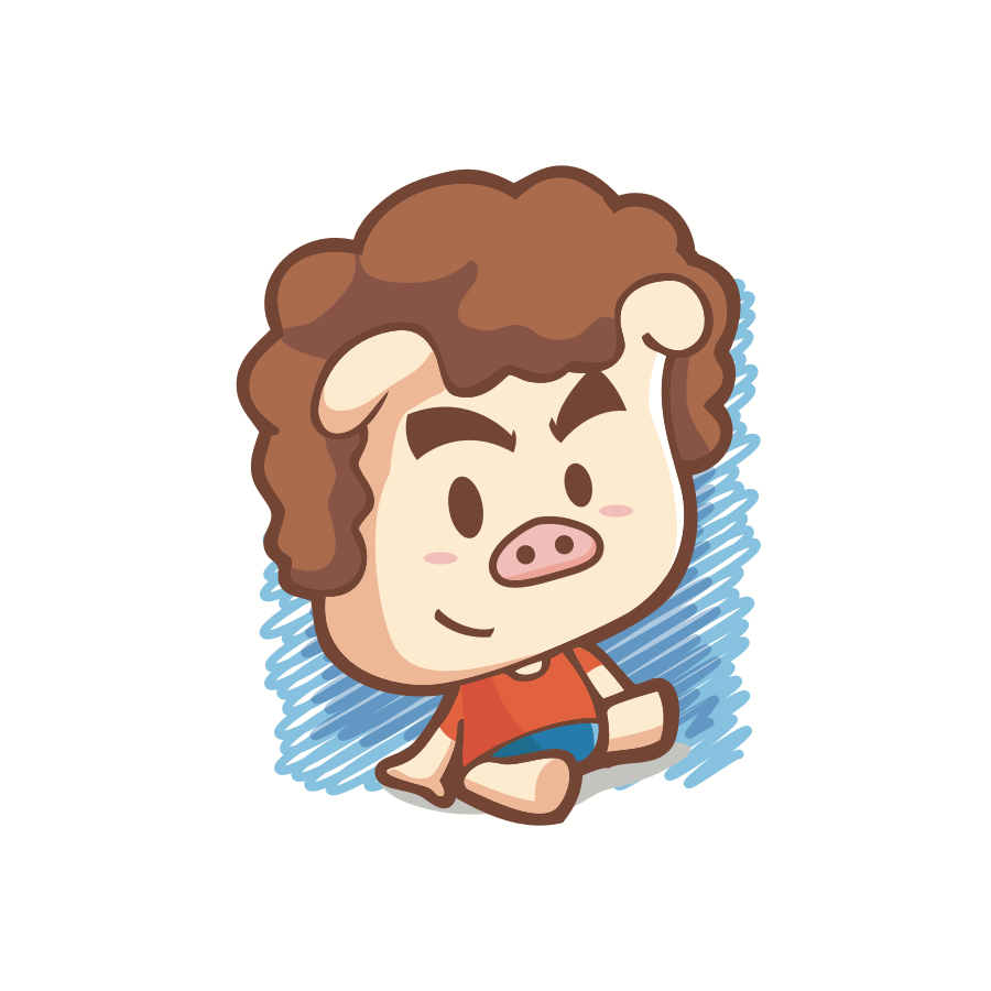 Piggy Stickers messages sticker-6