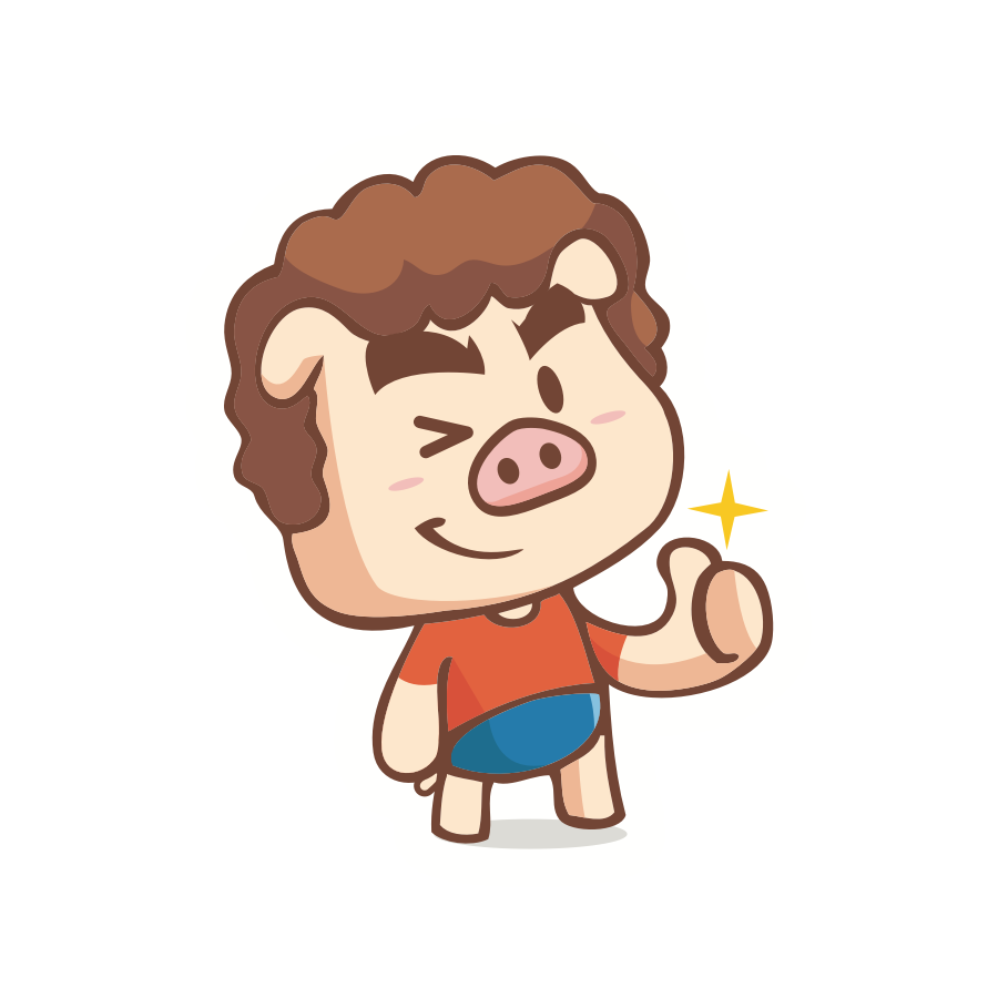 Piggy Stickers messages sticker-0
