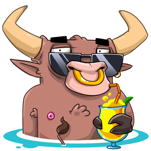 Ringo the Bull messages sticker-8
