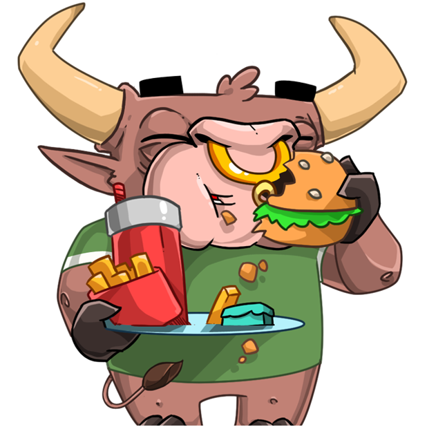 Ringo the Bull messages sticker-5