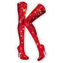 Kinky Boots Keyboard messages sticker-9