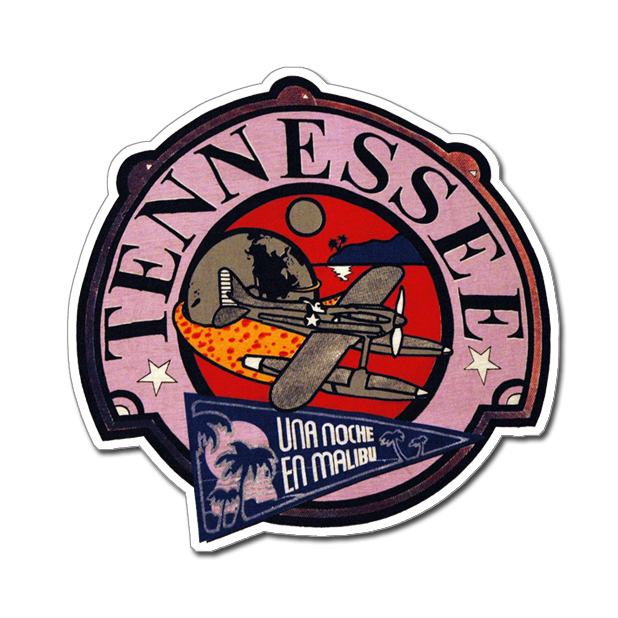 Tennessee Stickers messages sticker-4