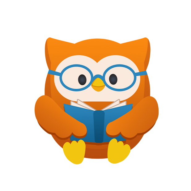 Oliver Owl Stickers messages sticker-7