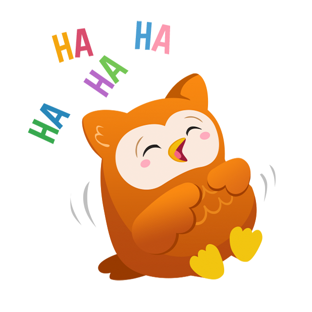 Oliver Owl Stickers messages sticker-10