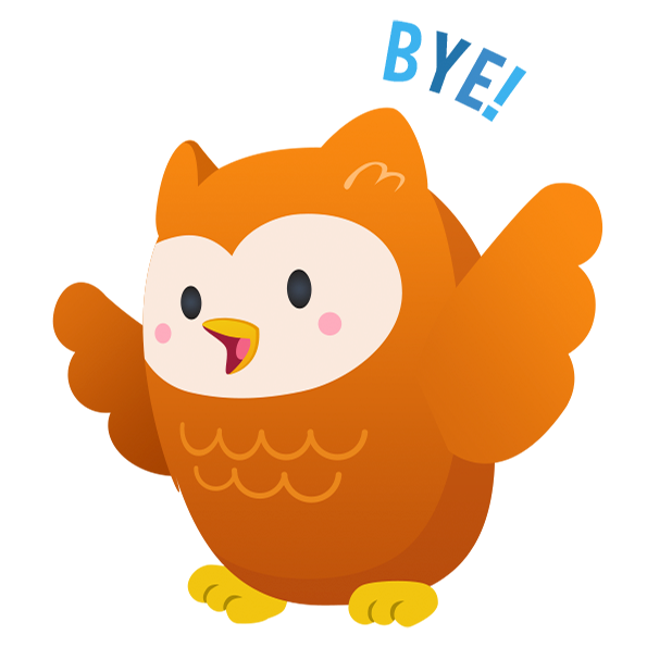 Oliver Owl Stickers messages sticker-4
