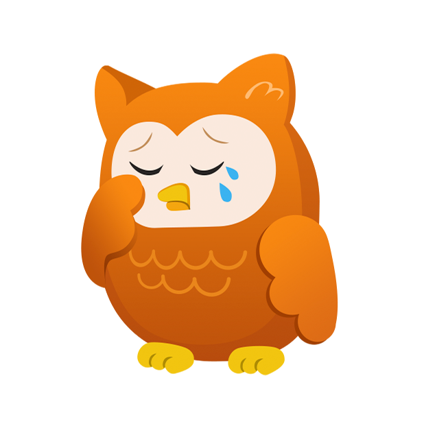 Oliver Owl Stickers messages sticker-11