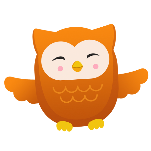 Oliver Owl Stickers messages sticker-5