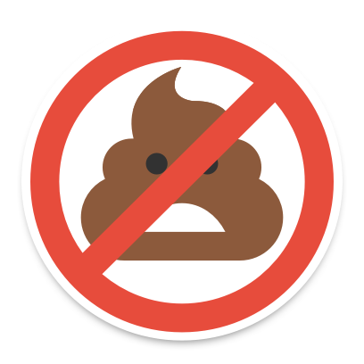 Happy Poop Stickers! messages sticker-2