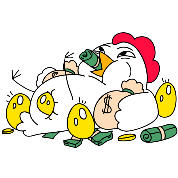 Meme Chick messages sticker-5