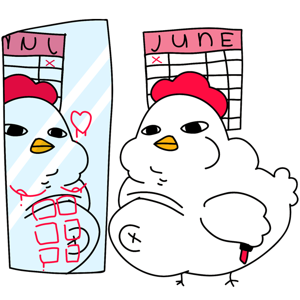 Meme Chick messages sticker-11