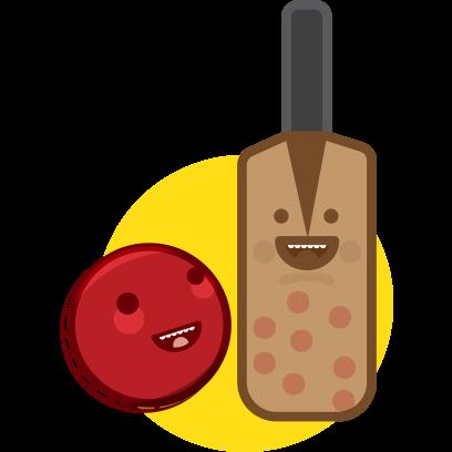 Cricket Stickers messages sticker-2