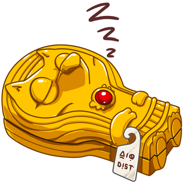 Anpu the Archaeologist messages sticker-8
