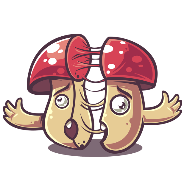 Amanita messages sticker-1