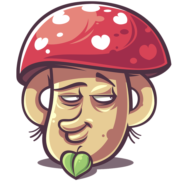 Amanita messages sticker-10