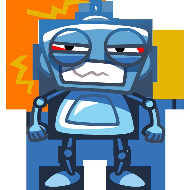 Robo Blues messages sticker-10