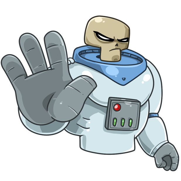 Lone Dead Spaceman messages sticker-11