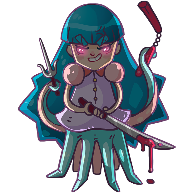 Lady Octo messages sticker-7
