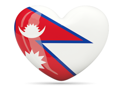 Nepal Flags messages sticker-10