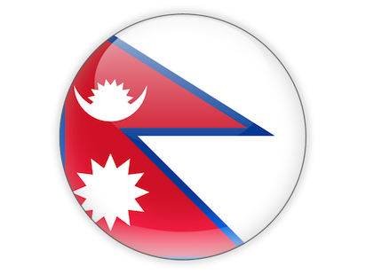 Nepal Flags messages sticker-2