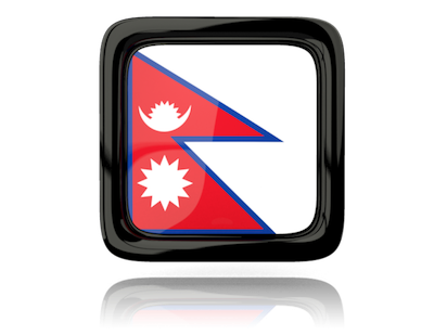 Nepal Flags messages sticker-7