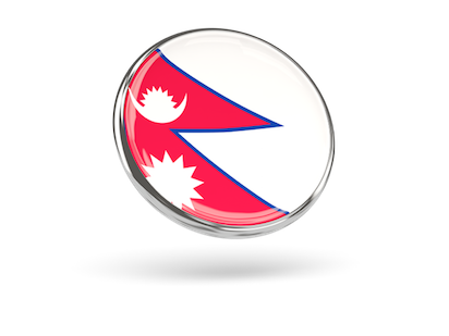 Nepal Flags messages sticker-8